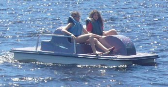 Fort Wilderness paddleboat 346x181